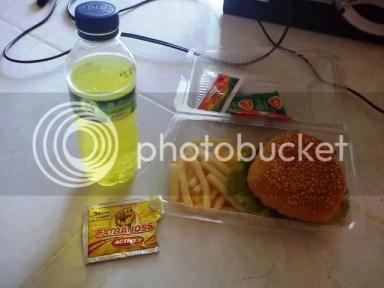 burger extra joss