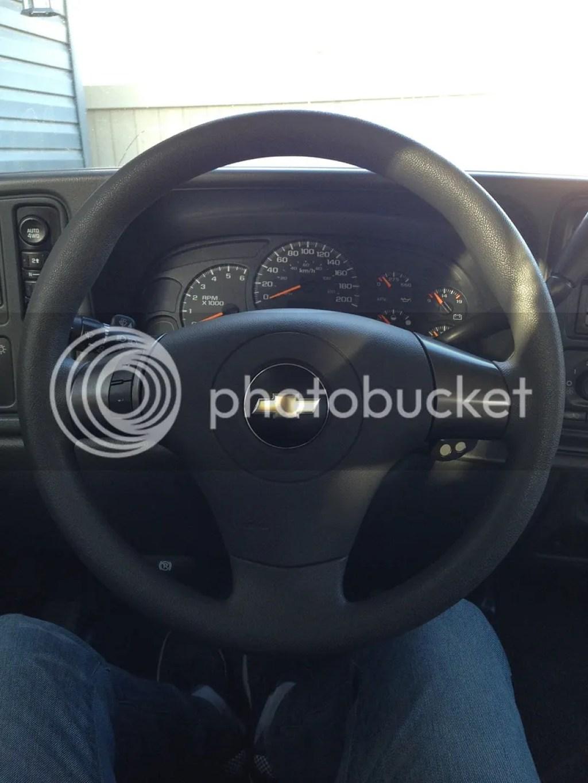 Smaller Steering Wheel Swap Oem Plus