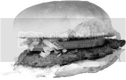 Fast Food Hamburger Picture