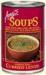 Amy's Curried Lentil Soup