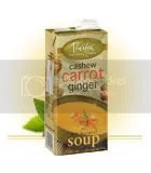 Pacific Foods Carrot Ginger Soup