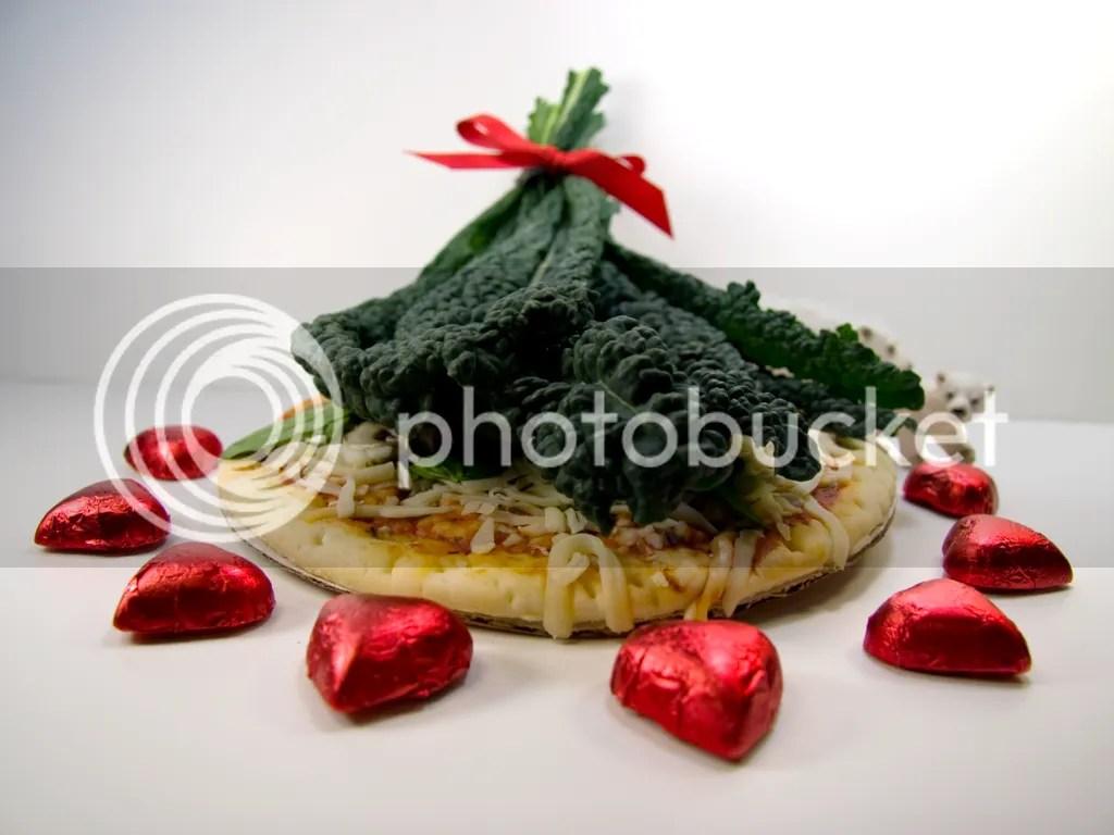 Kale Pizza Picture