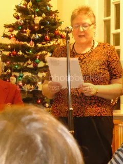 A Reading by Marilyn Owen