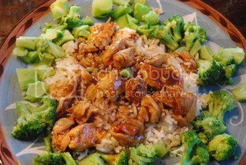 Asain,Asian,chicken,rice,easy,main meals,Weight Watchers Recipe,light recipe