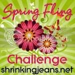 Sisterhood Spring Fling Challenge