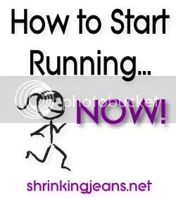 Start Running Now