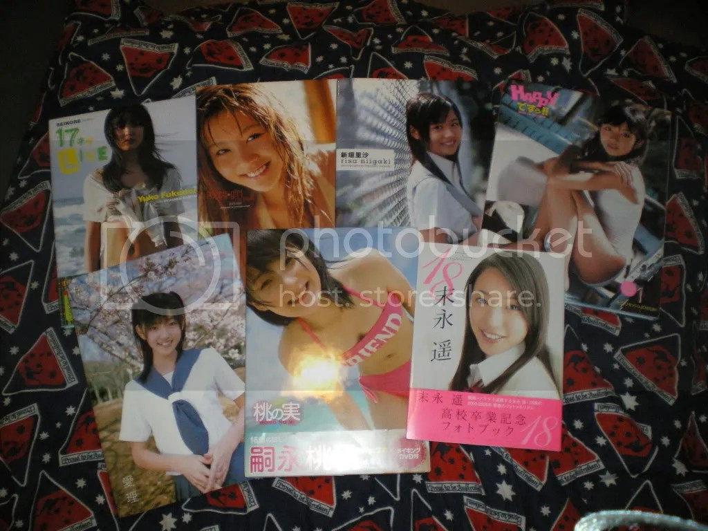 My Photobooks :3
