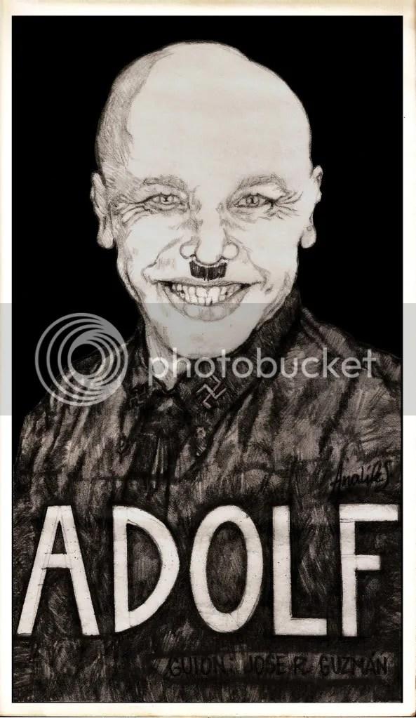Sopa, Seco y Jugo: Adolf