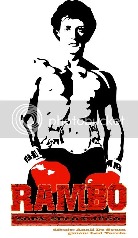 Rocky,Rambo