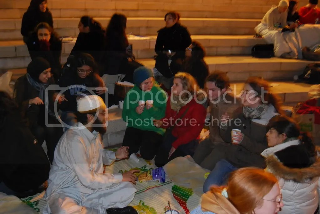 Penglibatan ISOC dalam (Students Action for Refugees) STAR sleepover