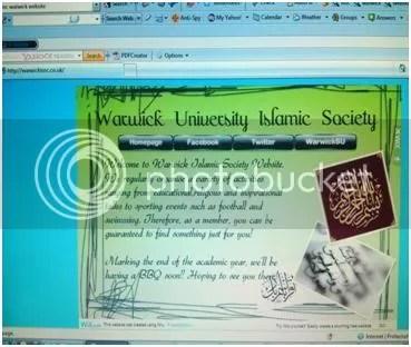 Website ISOC
