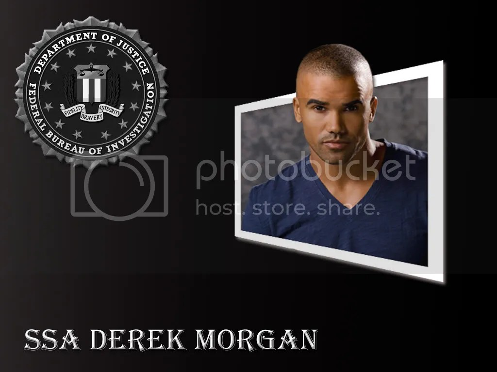 Criminal Minds - Derek Morgan