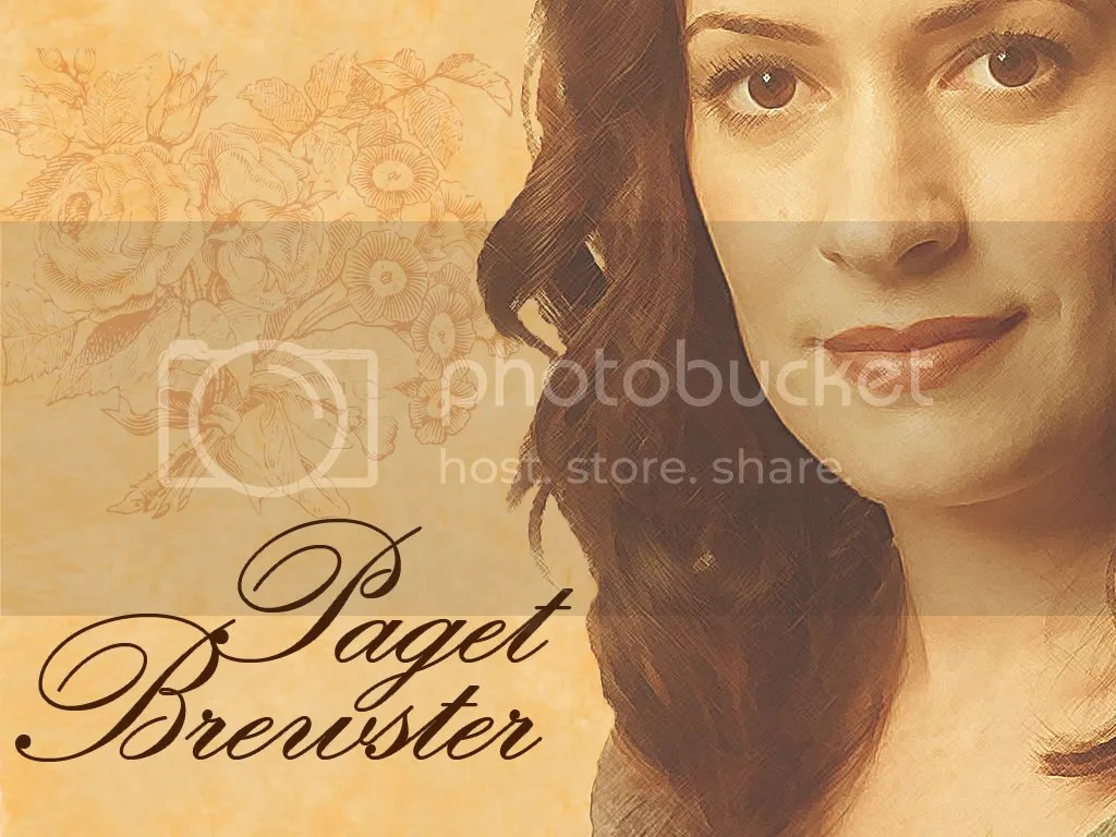 Paget Brewster wallpaper