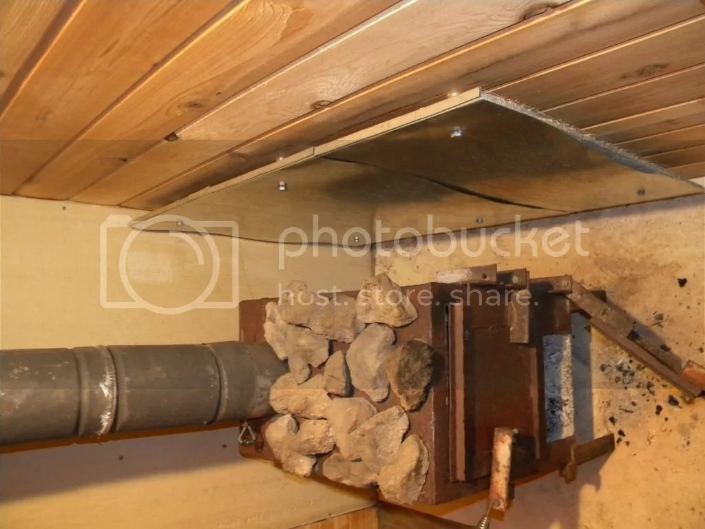 Fireproof Walls Behind Wood Stove What To Use