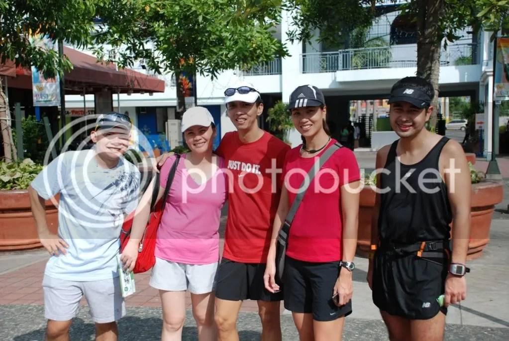Jay, me, Jun, Jaymie & Dindo