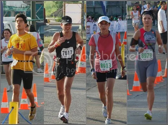 Levy, Dindo at 21k and Nana Mayen, kaye at 10k