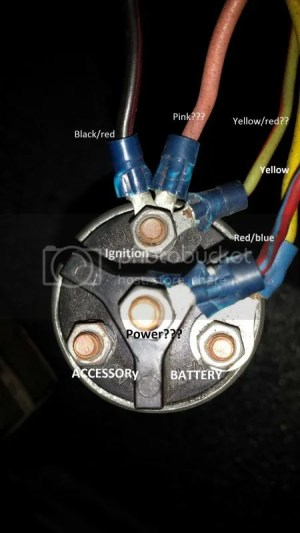 Ignition Switch Wiring Help!  ClassicBroncos Forums