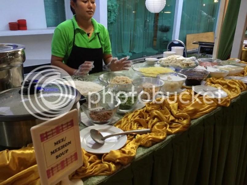 Buffet Ramadhan Casa Ombak 2014