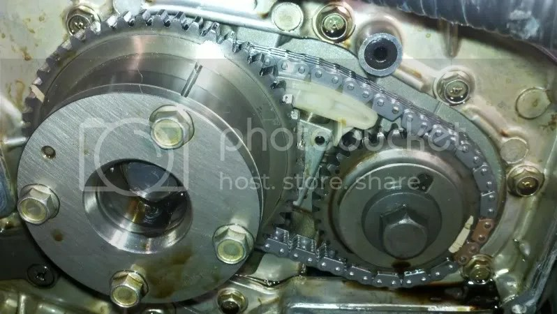 2004 Nissan Altima Timing Chain