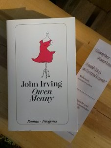 John Irving <Owen Meany>