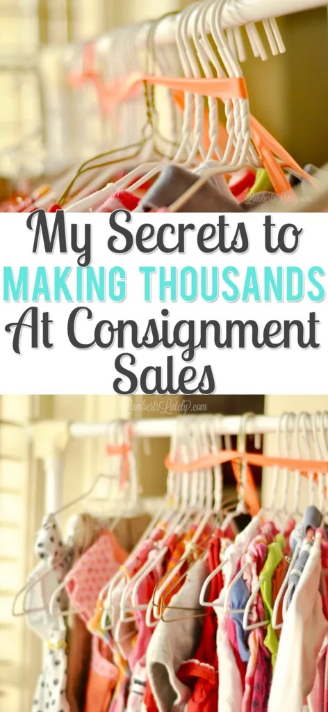 Consignment sale tips || boutique pricing || shop organization || ideas for kids clothing || tagging