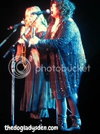 Nancy and Ann Wilson