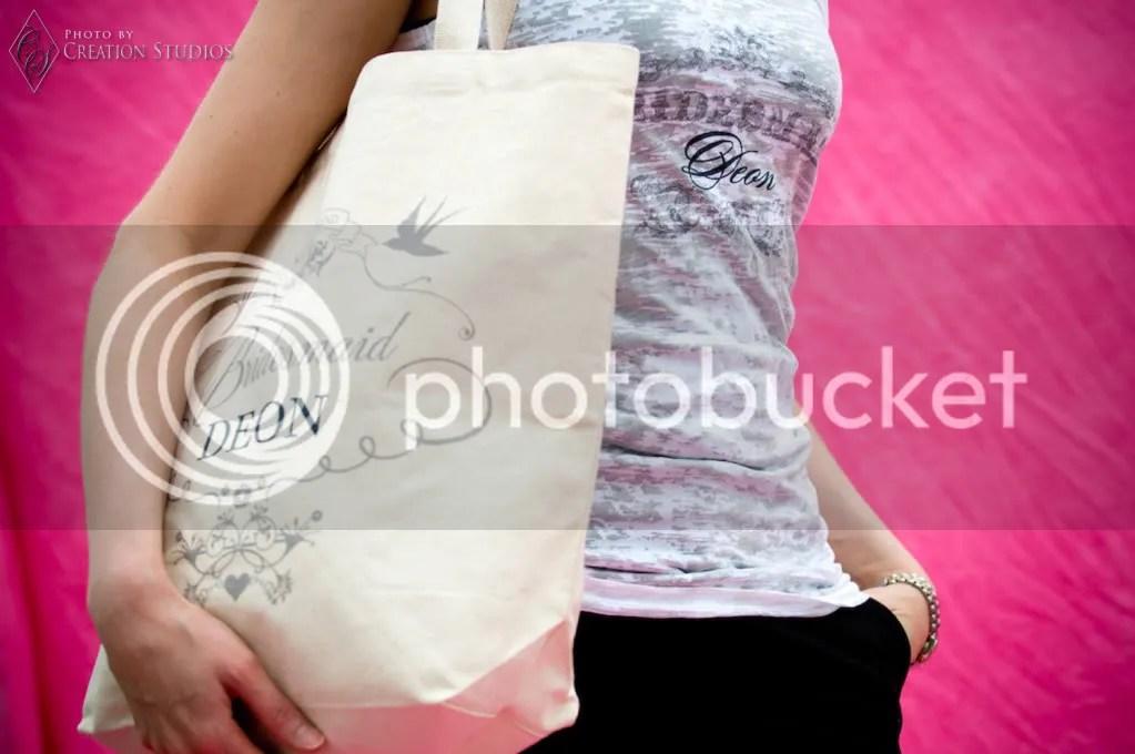 custom shopping totes