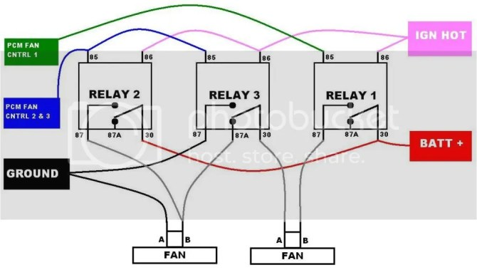 1970 f100 electric fan relay wiring diagram  2007 chevrolet