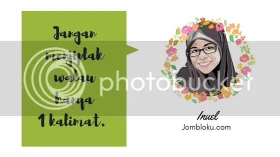 jombloku, husnul khotimah, inuel, blogger. content writer