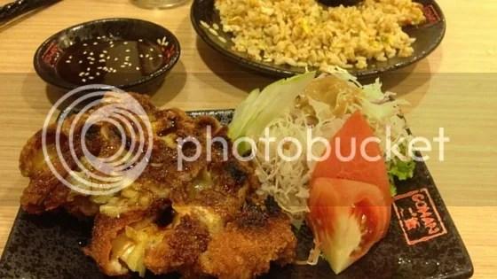 Tori Katsu, Japanese Food, Gohan Sushi, Restaurant, Brunei, Seria