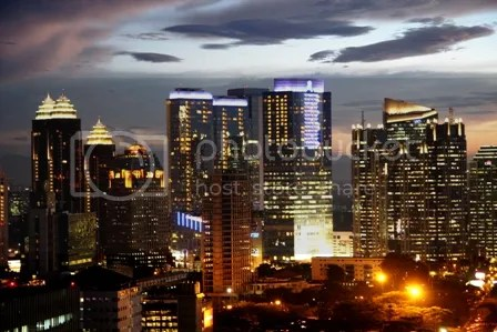 SCBD at Night