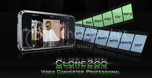 Clone2Go Video Converter Professional