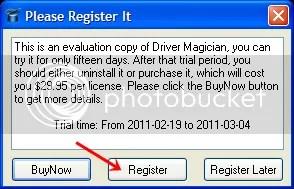 Bản quyền Driver Magician V3.55