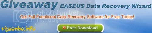 Download EASEUS Data Recovery Wizard 4.3.6 miễn phí