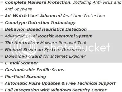 Nhận bản quyền Lavasoft Ad-Aware Plus miễn phí 1 năm