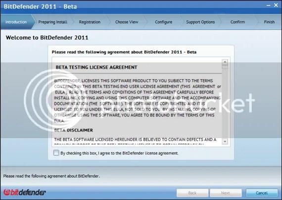 Bitdefender Total Security 2011 Beta – Bản quyền miễn phí 6 tháng