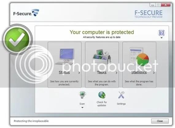 Download F-Secure Internet Security 2011 Beta với bản quyền 180 ngày
