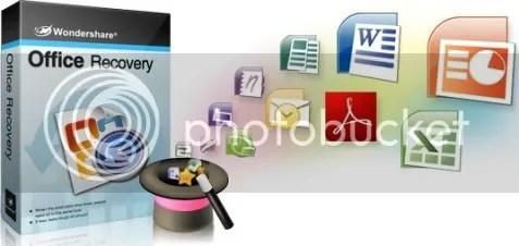 Bản quyền Wondershare Office Recovery 1.5.0 miễn phí