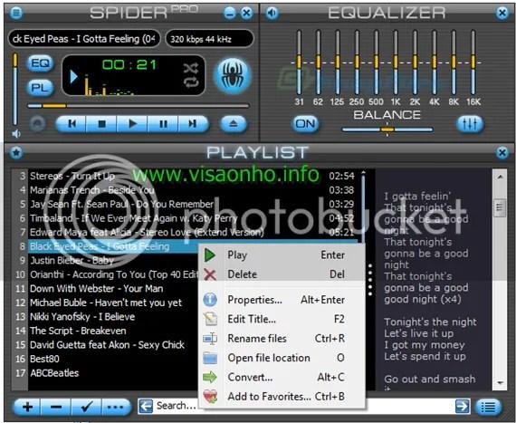 Spider Player PRO trở thành phần mềm miễn phí