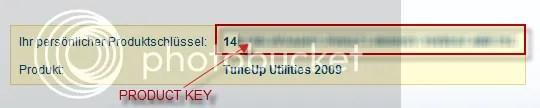 Bản quyền TuneUp Utilities 2009 miễn phí