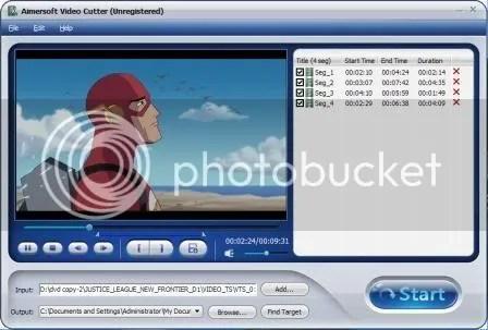 Download Aimersoft Video Joiner và Video Cutter miễn phí