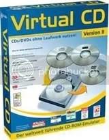 Bản quyền Virtual CD v8 miễn phí