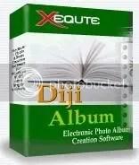 Bản quyền Xequte Diji Album v6.0 miễn phí