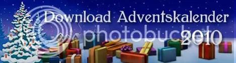 CHIP.com Adventskalender 2010 tặng 24 phần mềm từ 01-24 tháng mười hai