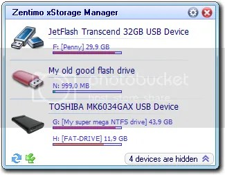 Download Zentimo xStorage Manager với key bản quyền