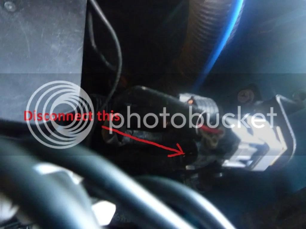 2006 Ford 60 Icp Sensor 2004 F350