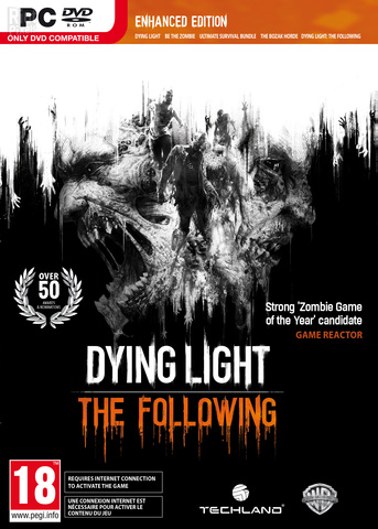 299- Dying Light: The Following – Enhanced Edition [v1 16 0