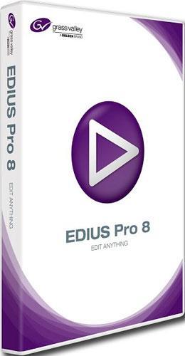 Grass Valley EDIUS Pro 8.1 Build 188 (x64/ENG/2016)