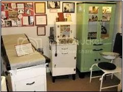 Dr. Kate's Office