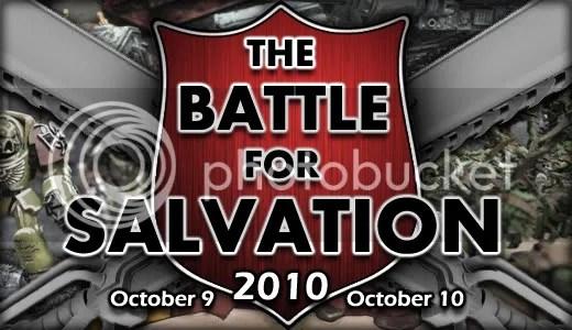 Battle for Salvation
